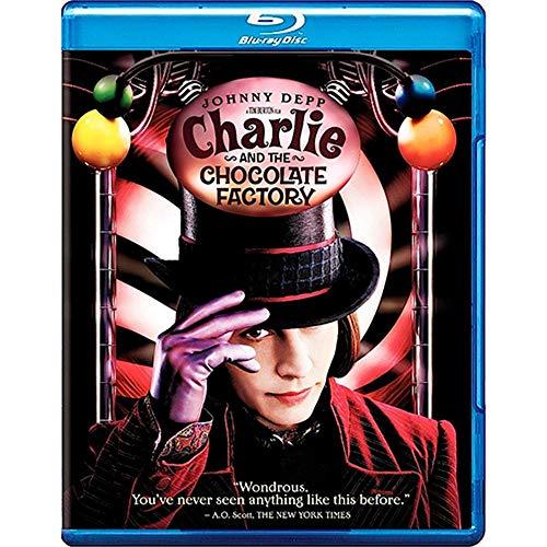 Fantastica Fabrica Chocolate 2005 [Blu-ray]