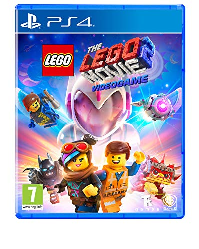 The Lego Movie 2 Videogame PS4 [