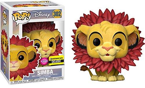 Funko POP! Disney: El rey león: Simba Exclusivo