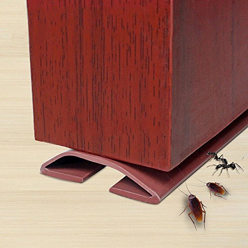 AOLVO Bande d'étanchéité Adeshive - 1 m - En PVC - Pour porte avant extérieure - Pour isolation phonique et coupe-vent