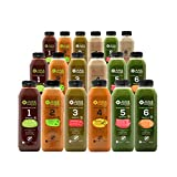 Cold Pressed 3 Day Juice Cleanse - Natural Detox – Plant Based – Healthy Vegan Diet – Fresh...