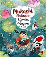 Mukashi Mukashi - Contes du Japon - Recueil 1 d'Alexandre Bonnefoy