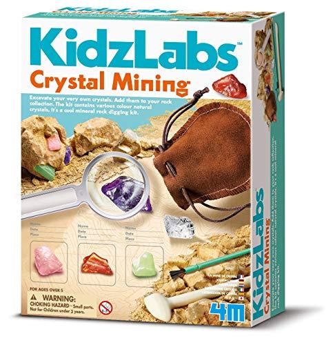 4M- Crystal Mining Ciencia, Multicolor (00-03252)
