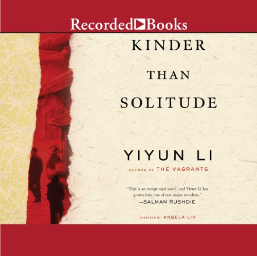 Kinder Than Solitude audiobook cover art