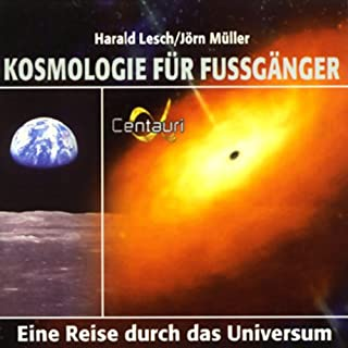 Kosmologie für Fussgänger Titelbild