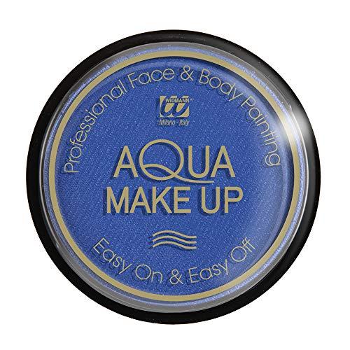 Widmann AQUA maquillage bleu 15 9242M G