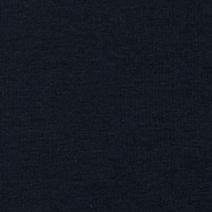 Robert Kaufman Kaufman Laguna Stretch Cotton Jersey Knit Navy Fabric By The Yard