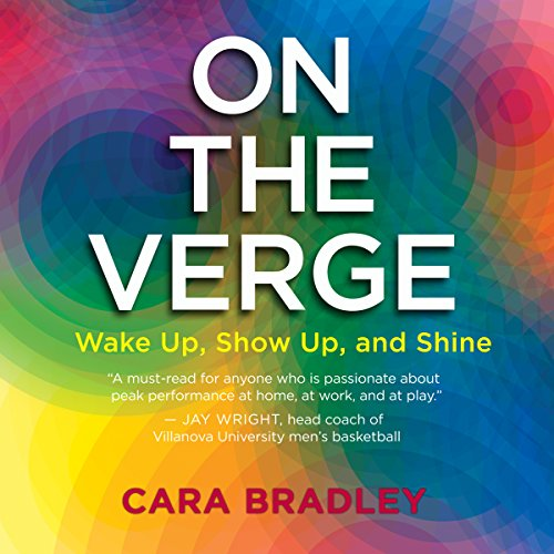On the Verge audiobook cover art