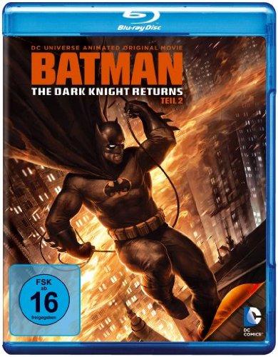 Batman - The Dark Knight Returns - Teil 2 [Blu-ray]