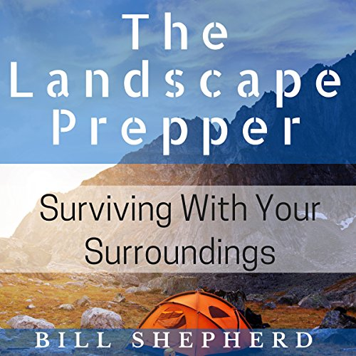 The Landscape Prepper audiobook cover art