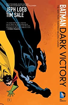 Batman: Dark Victory: (New Edition) by [JEPH LOEB, TIM SALE, Tim Sale]