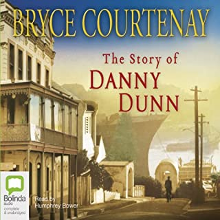 The Story of Danny Dunn audiobook cover art