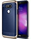 Caseology Coque LG G5, [Série Wavelength] Ultra Mince Protection à Double Couche...