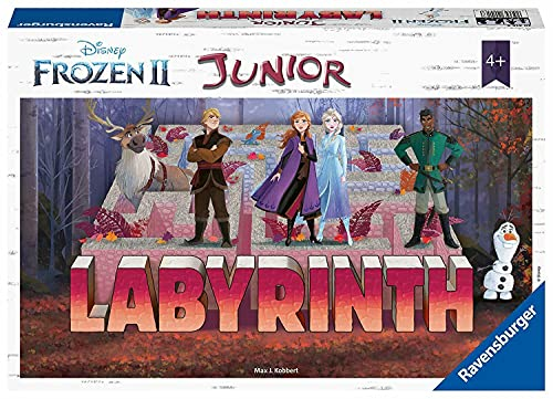 Ravensburger - Frozen 2 - Junior Laybrinth