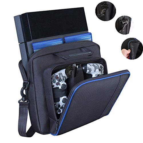 Rehomy Multifonctionnel Sac de Transport Sac de Voyage Sac à Main pour Sony Playstation 4 Ps4 Console