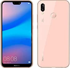 Huawei Nova 3e Dual Sim - 64GB, 4GB RAM, 4G LTE, Pink - ANE-L21