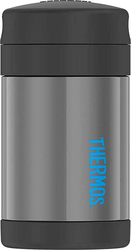 Thermos Funtainer 16 Ounce Food Jar Charcoal
