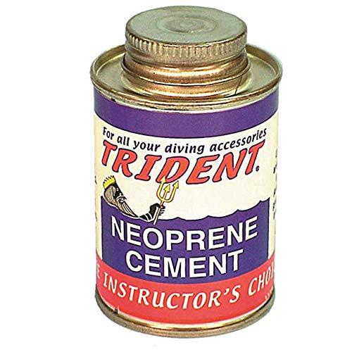 Trident Black Neoprene Cement