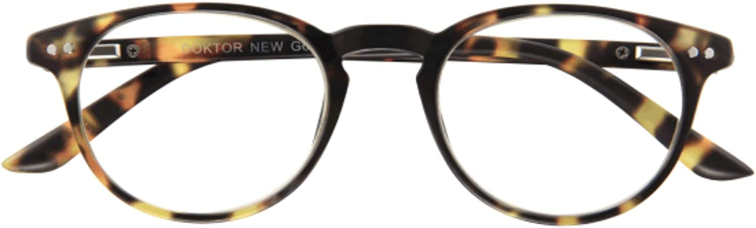 I NEED YOU Readers Purchase Reading shipfree Glasses New Tortoise +2.0 Stre Doktor