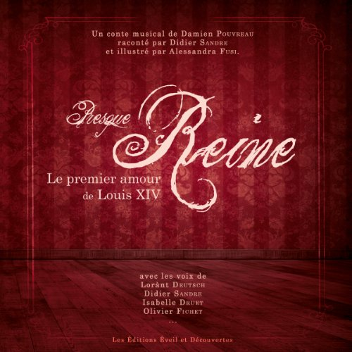 Presque Reine audiobook cover art