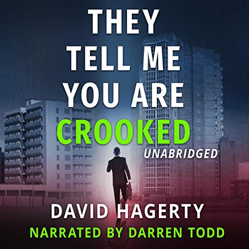 They Tell Me You Are Crooked  By  cover art