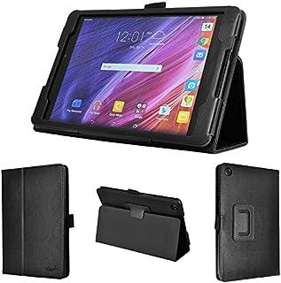 wisers ASUS ZenPad 3 8.0, Z581KL タブレット 専用 ケース カバー [2016 年 新型] ブラック