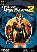 NO ONE LIVES FOREVER 2 A SPY IN H.A.R.M.S WAY PC CDROM