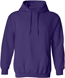 Big Mens Hoodies - Hooded Sweatshirts in 32 Colors. Sizes S-5XL