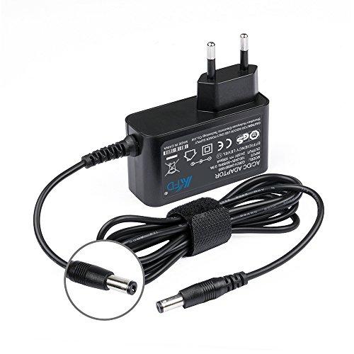 KFD Trafo Steckernetzteil 24V 1A Netzteil 5,5 2,1mm 0,6a 400ma Ladegerät für LED Strip Streifen CCTV Switch Router Lichtleisten Schaltnetzteil Transformator 24 Volt AC DC Adapter - 24 Watt