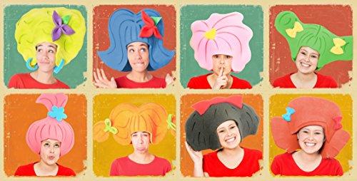 comprar pelucas goma eva online