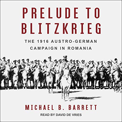 Prelude to Blitzkrieg cover art