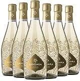 Sandara Blanco Espumoso caja de 6 botellas de 75 cl.