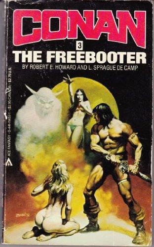 Conan the Freebooter (Conan Series, Book #3) 0441114571 Book Cover