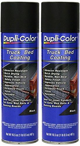 Dupli-Color Truck Bed Coating Aerosol - 16.5 oz. - 2 PACK