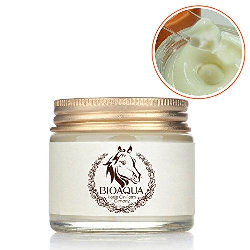 Tiro BioAqua - Crema antiedad antienvejecimiento para el día de la piel, antimanchas, crema de piel