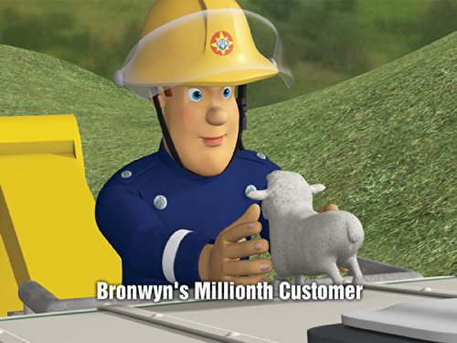 Bronwyn's Millionth Customer