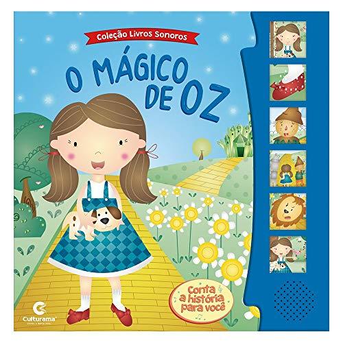 LIVRO SONORO O MAGICO DE OZ