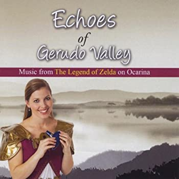 Echoes of Gerudo Valley  Music from The Legend of Zelda on Ocarina