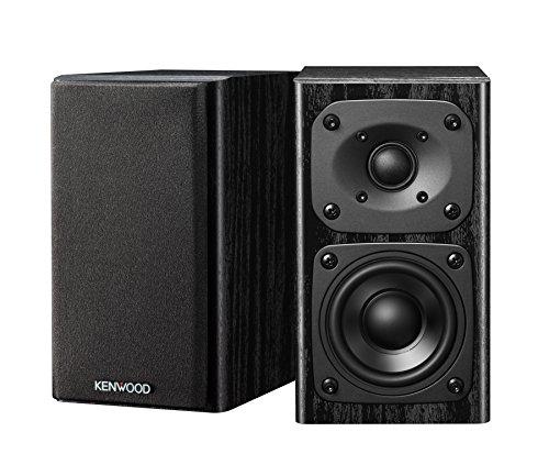 ケンウッド (KENWOOD) Kシリーズ LS-NA7 コンパクトスピーカー ハイレゾ対応 ブックシェルフ型