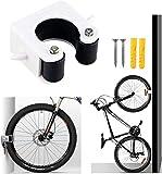 Soporte de Bicicleta Gancho Soporte de Almacenamiento de Bicicletas Montado en la Pared Soporte de...