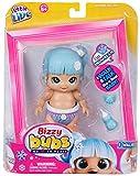 Little Live Bizzy Bubs 34726 - Baby Wirbelwind Flöckchen Snowbeam, Babypuppe Schneeflöckchen für...