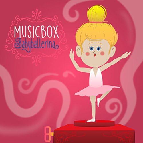 Spieluhr Baby Ballerina
