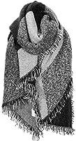 Winter Wraps for Women, Wokkol Pashmina Wrap Shawl, Shawl Scarf for Women, Pashmina Wrap Poncho, Soft Cashmere Fabric, a...