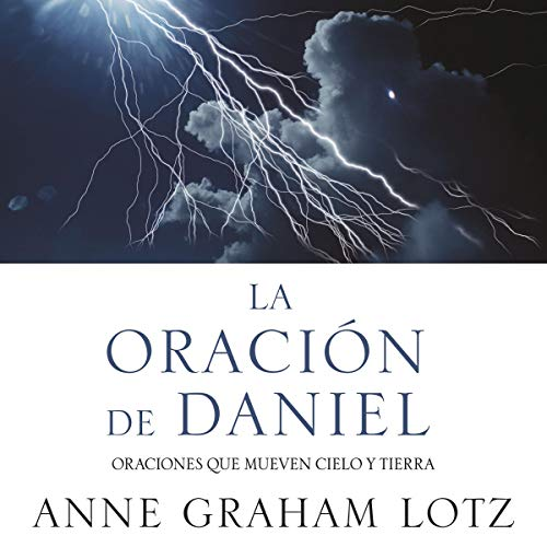 La oración de Daniel [Daniel's Prayer] audiobook cover art