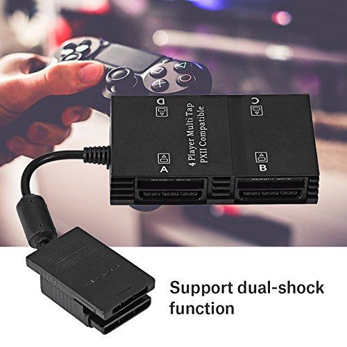 『2用 PS2用 マルチタップ 4人プレイ可能 プコントローラーアダプター WIN 98 /2K / XP/Vista/Win 7対応でき』の3枚目の画像