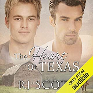 The Heart of Texas cover art