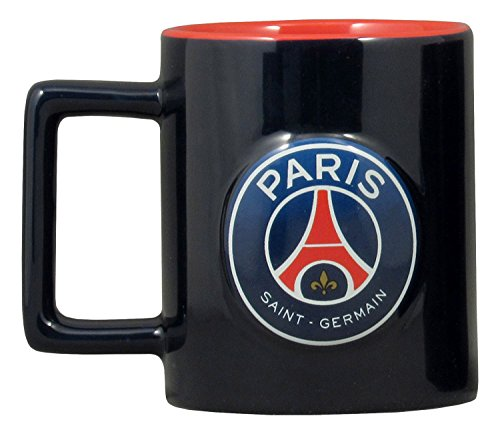 Paris Saint Germain Kaffeebecher / Teetasse, offizielles Geschirr für PSG – Fußball Ligue 1