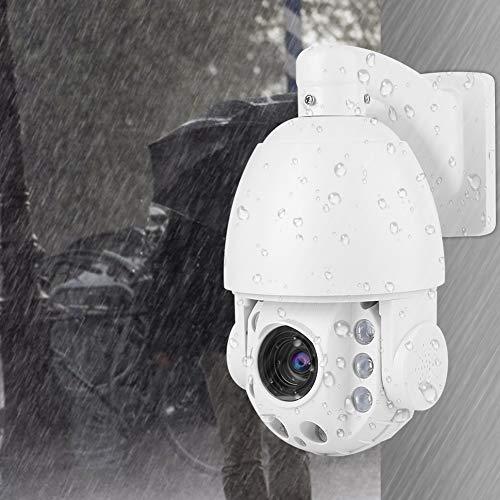Cámara Impermeable, Antiinterferencias CCTV De Visión Nocturna Duradera A Prueba De Agua, Estable Y Confiable para La Seguridad En El Hogar Monitor Al Aire Libre Uso En La Oficina En El