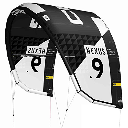 Core Kiteboarding Nexus Kite only black 7m²