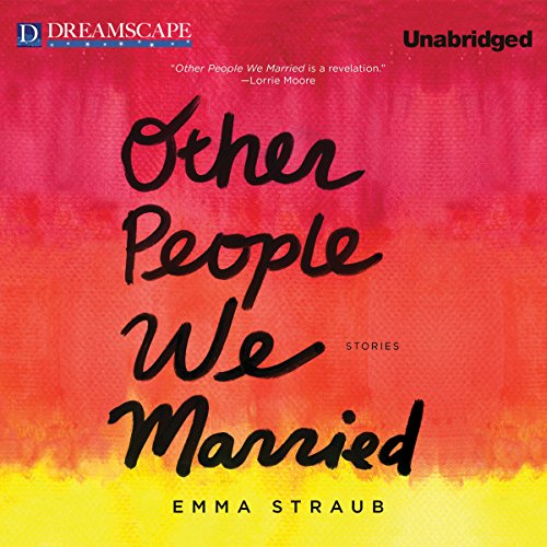 Other People We Married audiobook cover art